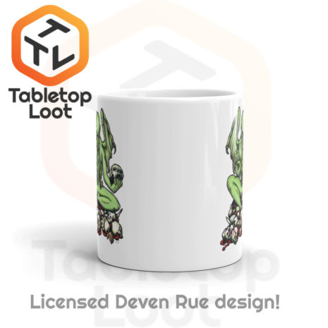 Tabletop Loot- Buddhathulu by Deven Rue-Front-11oz