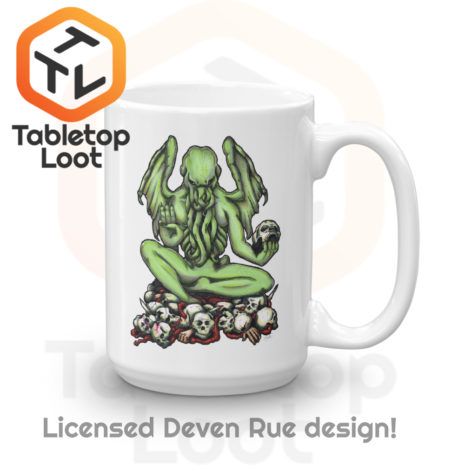 Tabletop Loot- Buddhathulu by Deven Rue-Right-15oz