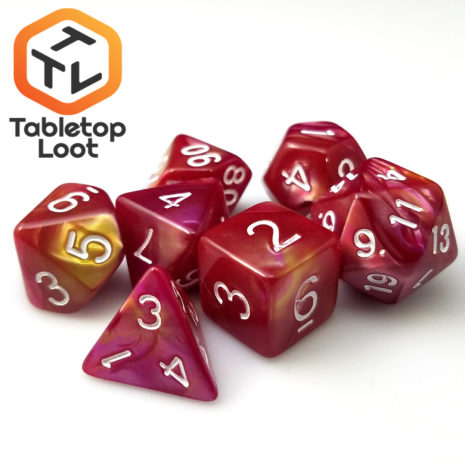 Tabletop Loot - Fire Opal