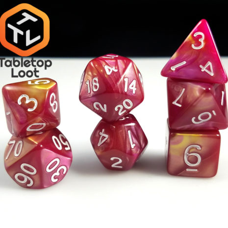 Tabletop Loot- Fire Opal2