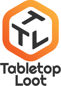 Tabletop Loot Logo Primary