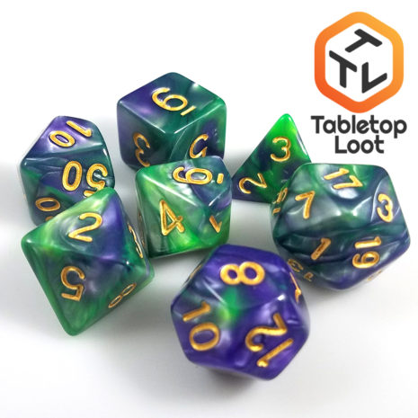 Tabletop Loot- Mardi Gras1