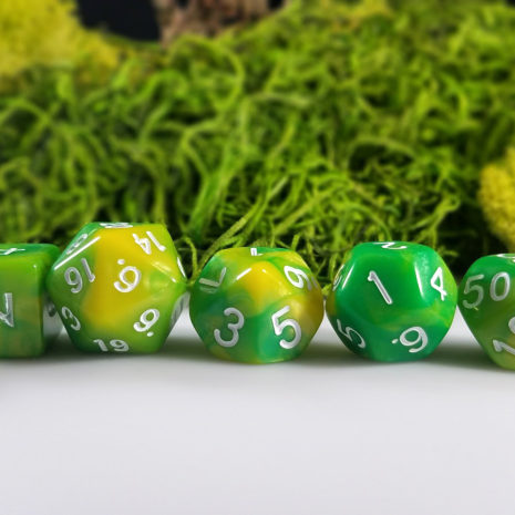Tabletop Loot -Slime Green 2