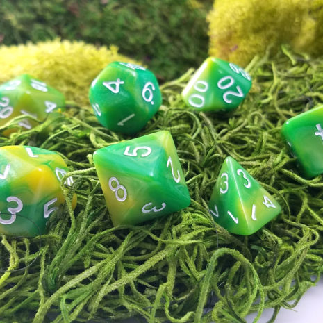 Tabletop Loot -Slime Green 3