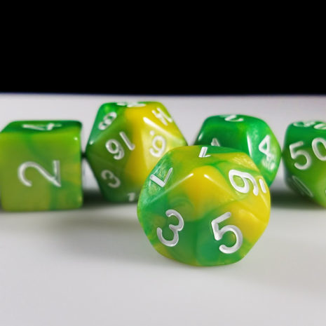 Tabletop Loot -Slime Green