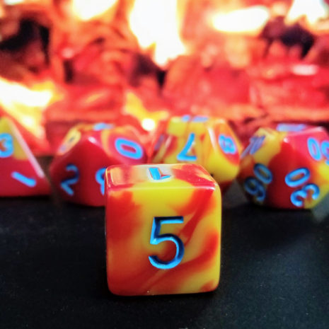 Tabletop Loot - Fire Giant