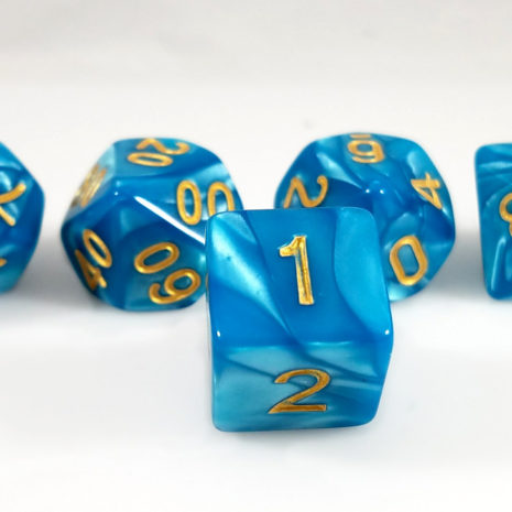 Tabletop Loot- Guilded Turquoise2