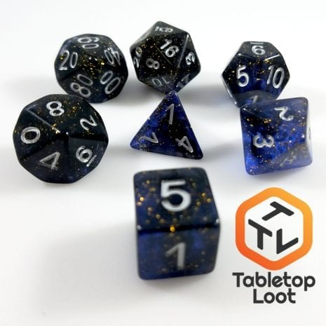 Tabletop Loot - Midnight Sky
