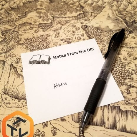 Tabletop Loot - Notes from the DM2