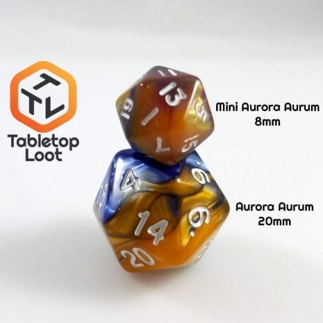 Tabletop Loot - Mini Aurora Aurum