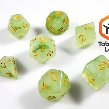 Tabletop Loot - Acid Splash