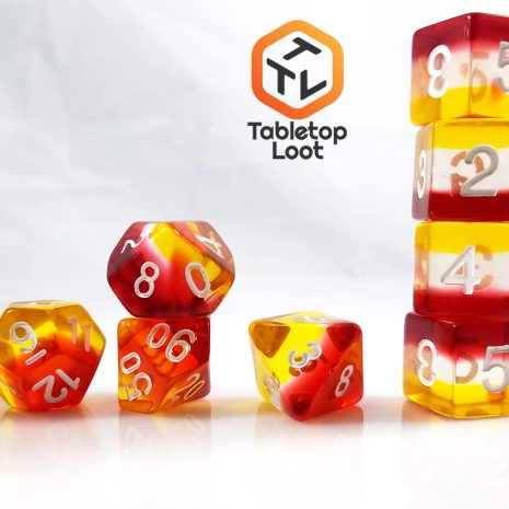 Tabletop Loot - Fire Storm