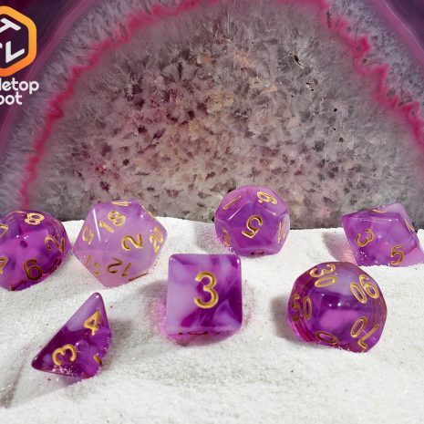 Tabletop Loot - Purple Jade