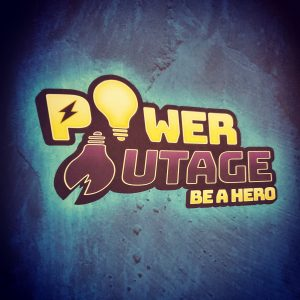 Power Outage – Hardback