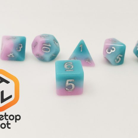 Tabletop Loot _ Lover's Whisper 5 -dice-set-dice-dnd-dice-dd-dice-tabletop-dice-dungeons-and-dragons